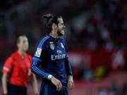 Bóng đá - Bale ra sân, tỷ lệ thua trận của Real tăng vọt