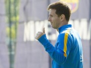 Bóng đá - Tin HOT tối 10/11: Messi có thể đá El Clasico