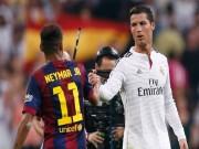 Bóng đá Đức - Sao 360 độ 28/11: Neymar sắp vượt CR7 về thương hiệu