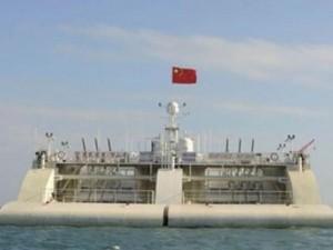 Thế giới - Trung Quốc đưa trạm phát điện nổi cực lớn ra Biển Đông