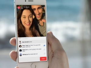 Công nghệ thông tin - Facebook đang thử nghiệm tính năng truyền hình trực tiếp
