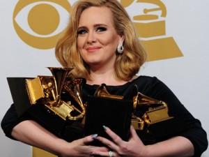 """Giải trí - Thành tích """"khủng"""" của Adele từ 14 tuổi đến nay"""