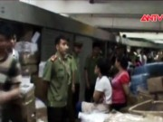 Video An ninh - Quảng Ninh: Bắt 5 tấn mỹ phẩm lậu của gian thương TQ