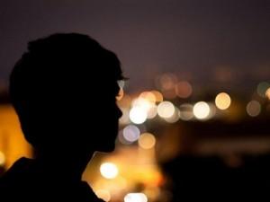 Bạn trẻ - Cuộc sống - Thơ tình: Đêm cô liêu