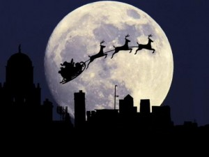 """Thế giới - """"Trăng lạnh"""" xuất hiện dịp Giáng sinh sau 38 năm"""