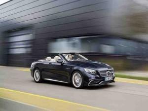 """Ô tô - Xe máy - Mercedes-AMG S65 Cabriolet sẽ có sức mạnh cực """"khủng"""""""