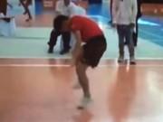 """Thể thao - Nhảy dây nhanh kỷ lục: Máy tính """"bất lực"""""""