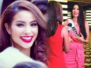 Người mẫu - Hoa hậu - Phút trải lòng 'nóng hổi' của Phạm Hương từ Mỹ