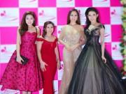 Thế giới thời trang - Dàn Hoa hậu, Á hậu khoe sắc với váy dạ hội kiêu sa