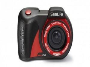 Tin tức công nghệ - Máy ảnh SeaLife Micro 2.0 có khả năng chụp ở độ sâu 60 m