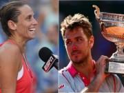 """Thể thao - Từ Wawrinka tới Vinci: Tennis 2015 không """"chết"""""""