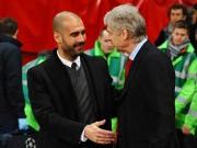 Bóng đá - Guardiola bất ngờ muốn kế vị Arsene Wenger ở Arsenal
