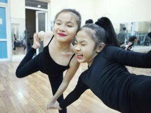 """Bạn trẻ - Cuộc sống - Cận cảnh khổ luyện của Á quân """"Bước nhảy hoàn vũ nhí"""""""