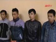 Video An ninh - Băng cướp học sinh gây ra 11 vụ trộm náo động Hà thành