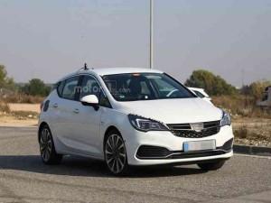 Ô tô - Xe máy - Lộ diện mẫu xe Opel Astra GSI 2016