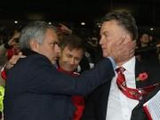 Bóng đá - Mourinho bị sa thải: Van Gaal sốc và sợ