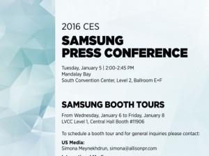 Thời trang Hi-tech - Samsung Galaxy S7 sẽ không xuất hiện tại CES 2016