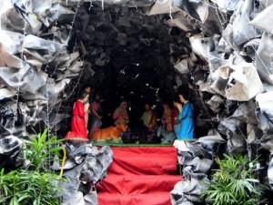 Tin tức Việt Nam - Ảnh: Các nhà thờ lớn ở HN trang hoàng lộng lẫy đón Noel