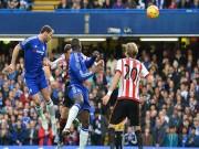 Video bàn thắng - Chelsea - Sunderland: Diện mạo mới không Mourinho