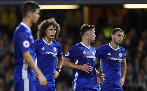 Chelsea sa sút, HLV Conte muốn có cây đũa thần