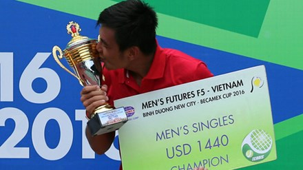 Giai Vietnam Open 2016 Nen hy vong vao quan vot