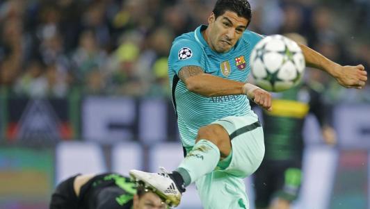 Chửi trọng tài, Suarez chờ án phạt nặng từ UEFA