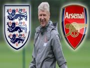 Bóng đá - Wenger xác nhận có thể dẫn dắt ĐT Anh trong tương lai