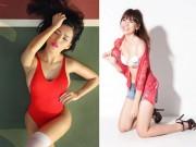 Làm đẹp - Bồ tin đồn mới của Tiến Đạt sexy vượt trội Hari Won