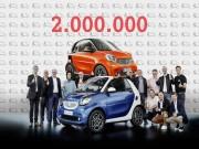 Tin tức ô tô - Xe Smart cán mốc 2 triệu chiếc bán ra trên toàn thế giới