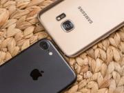 Thời trang Hi-tech - So sánh ảnh chụp từ camera iPhone 7 với Galaxy S7 Edge