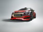 Tin tức ô tô - Citroen trở lại với mẫu C3 WRC Concept tại WRC 2017
