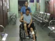 Ca nhạc - MTV - Mr. Đàm khiến fan hoảng hốt vì tai nạn trong đêm