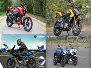 Thế giới xe - 4 mô tô dung tích 200 cm3 được yêu thích nhất