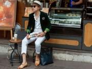 Thời trang - Phong cách sành điệu, nổi bật của quý ông 8X Sài Thành