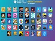 Công nghệ thông tin - Công bố 43 game, ứng dụng vào trung loại Giải thưởng chim xanh