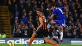 TRỰC TIẾP Hull City - Chelsea: Hazard, Costa mất hút