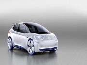 Chi tiết ngoại hình mẫu xe điện Volkswagen I.D. Concept mới