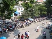Tin tức trong ngày - BV Bạch Mai chưa ngừng trông xe bệnh nhân
