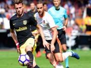 "Bóng đá - Valencia - Atletico Madrid: Lại gặp ""dớp"" penalty"