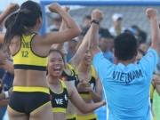 Thể thao - Việt Nam lại thắng Trung Quốc, bá chủ châu Á thể thao bãi biển
