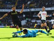 Bóng đá - Chi tiết Tottenham - Man City: Xuất thần Lloris (KT)