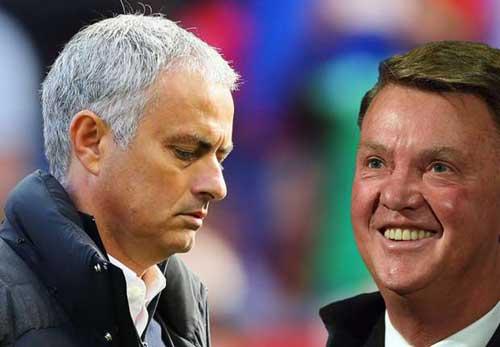 MU: Mourinho đang tệ hơn Van Gaal 1 năm trước