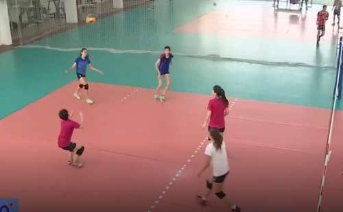 """Bóng chuyền VTV Cup 2016: """"Chân dài"""" trẻ đến thời"""