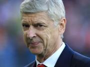 Bóng đá - Wenger không biết Arsenal thắng nhờ bóng chạm tay