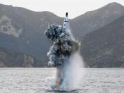 Thế giới - Triều Tiên phát triển tàu ngầm tên lửa đạn đạo hạt nhân