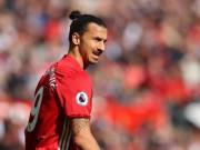 Bóng đá - Ibrahimovic sang tuổi 35: Còn không thời oai hùng ở MU?