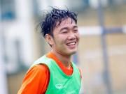 """Bóng đá - ĐT Việt Nam: Niềm hy vọng từ Hàn Quốc """"nếm mùi"""" dầm mưa"""