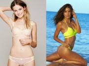Làm đẹp - Chế độ giảm cân khắc nghiệt khó tin của siêu mẫu nội y