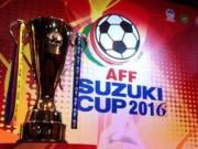 Bóng đá - Lịch thi đấu trực tiếp bán kết AFF Cup 2016