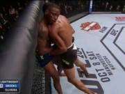 Thể thao - UFC: Ra đòn không ghê tay, đối thủ trợn mắt tái mặt
